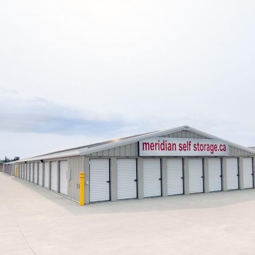Stony Plain Storage Units