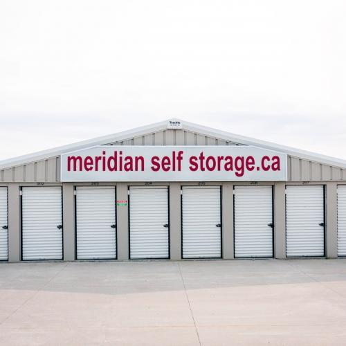 Storage Units Stony Plain